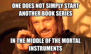 Mortal Instruments MEME