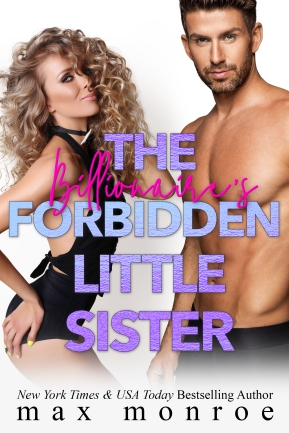The Billionaire's Forbidden Little Sister Official Cover (1)